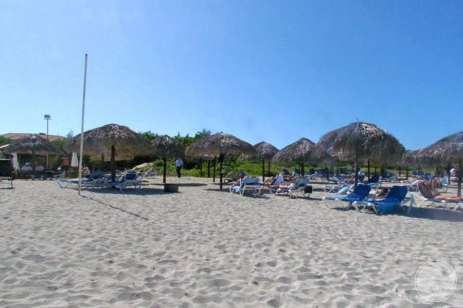 Paradisus Princesa Del Mar Beach Area
