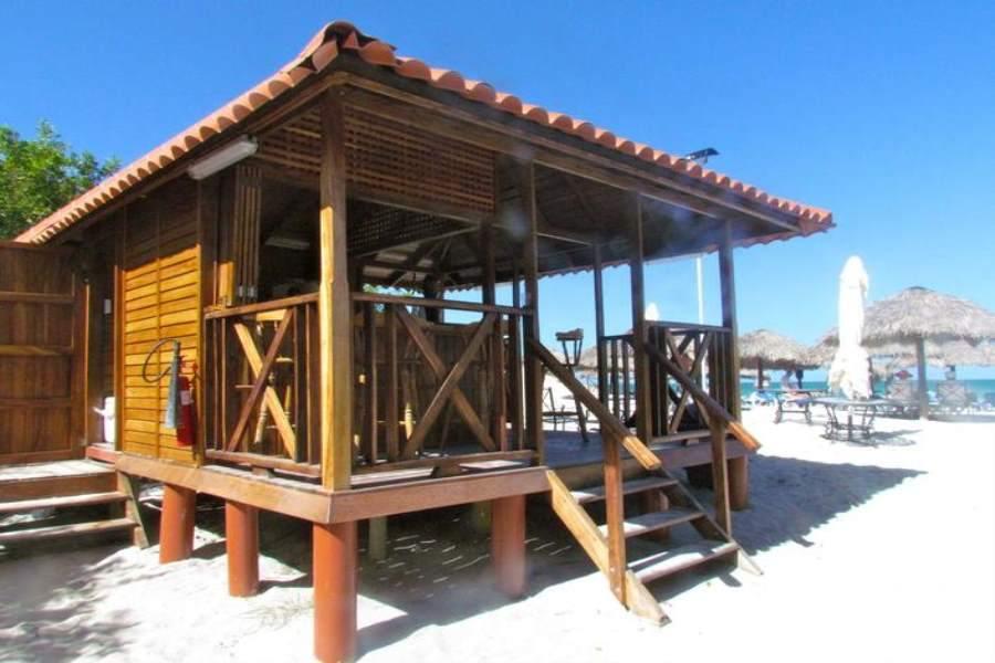 Paradisus Princesa Del Mar Beach Bar