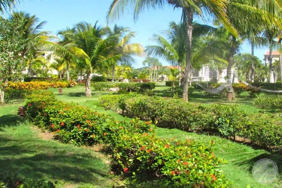 Paradisus Princesa Del Mar Grounds
