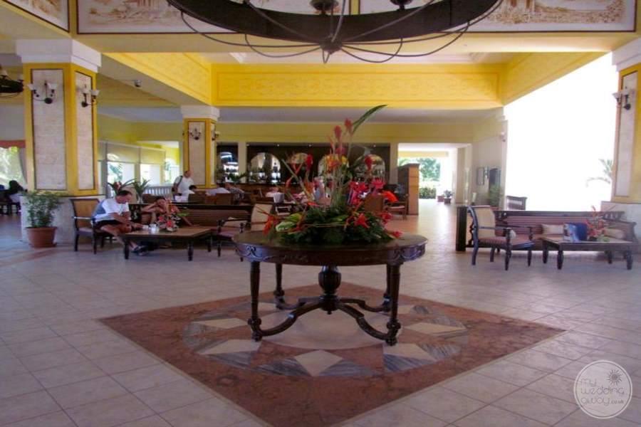 Paradisus Princesa Del Mar Lobby Area