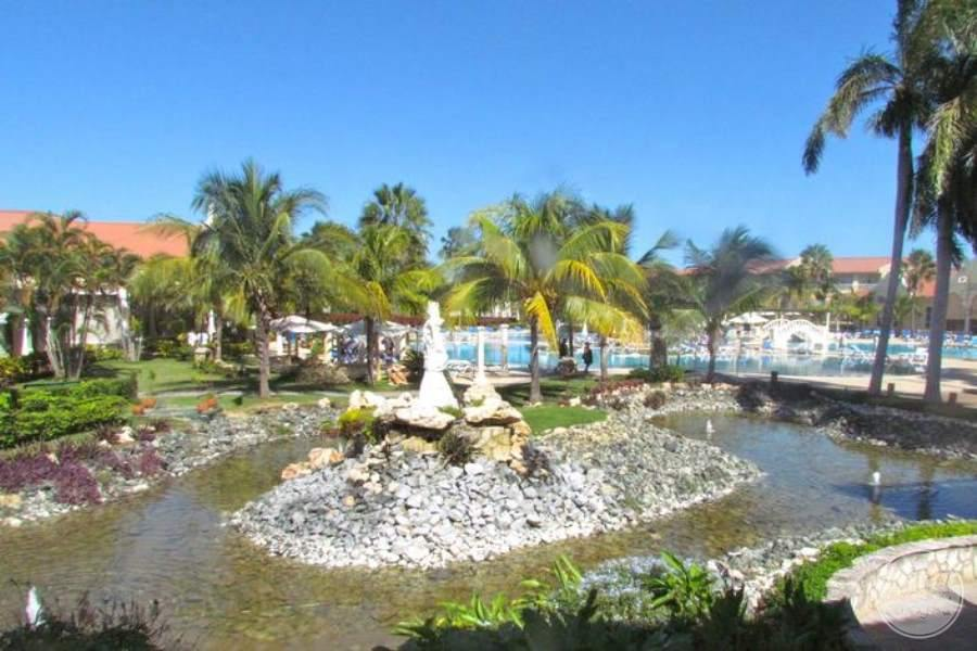 Paradisus Princesa Del Mar Pond