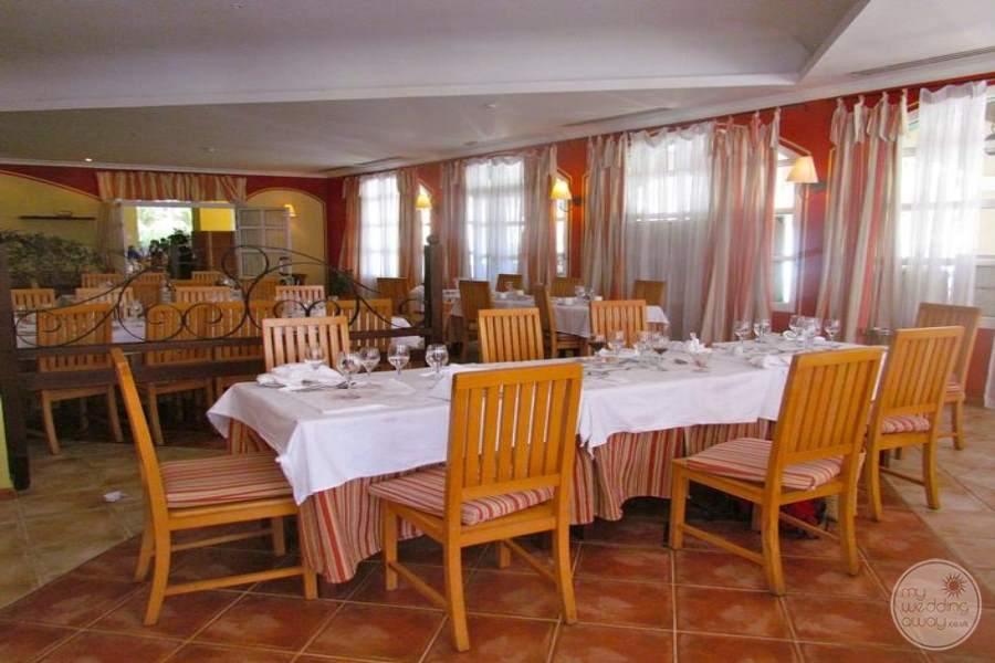 Paradisus Princesa Del Mar Restaurant Dining