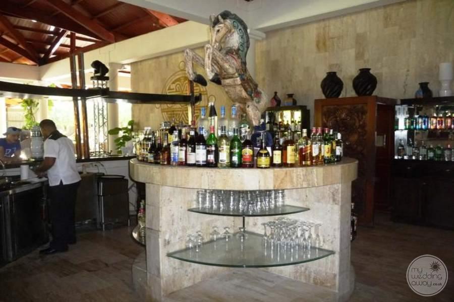 Paradisus Punta Cana Bar 2