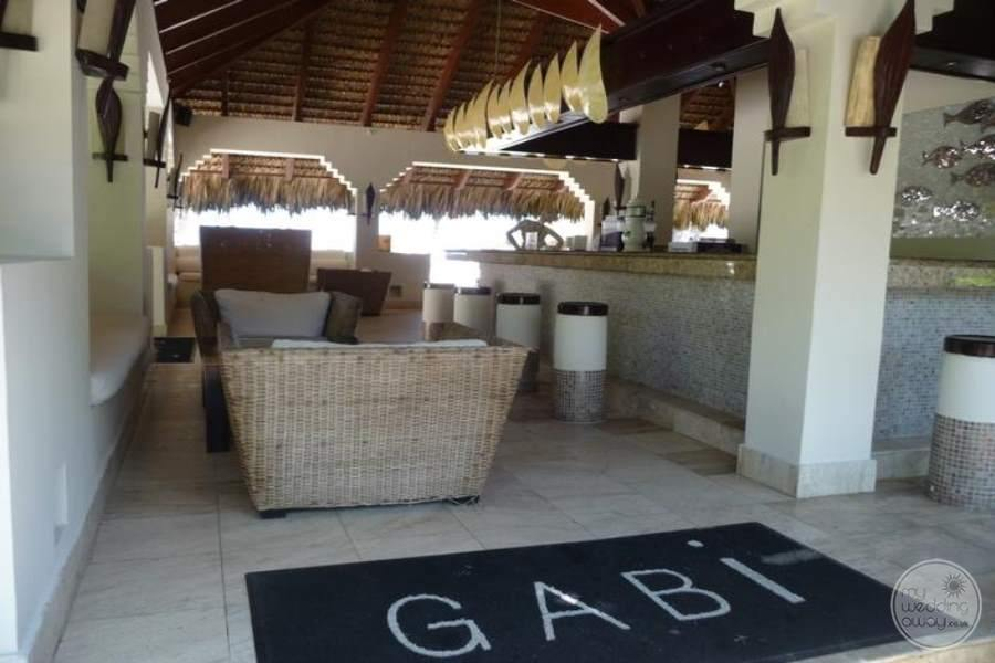 Paradisus Punta Cana Bar Area