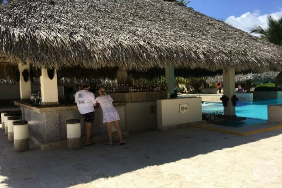 Paradisus Punta Cana Beach Bar