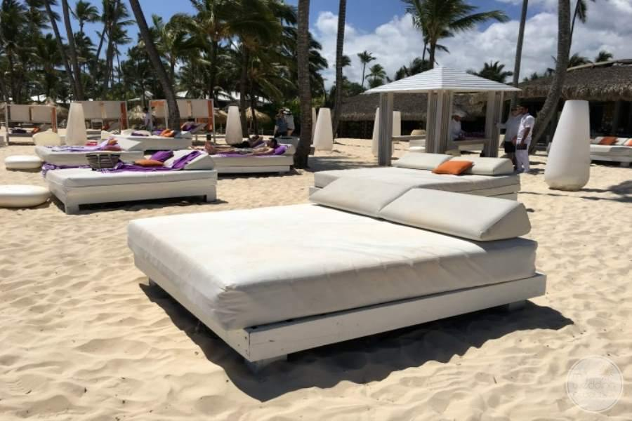 Paradisus Punta Cana Beach Bed