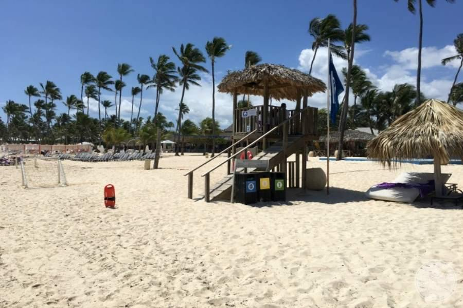 Paradisus Punta Cana Lifeguard