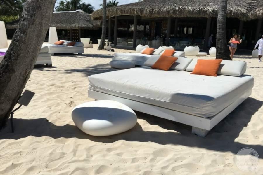Paradisus Punta Cana Beach Lounger