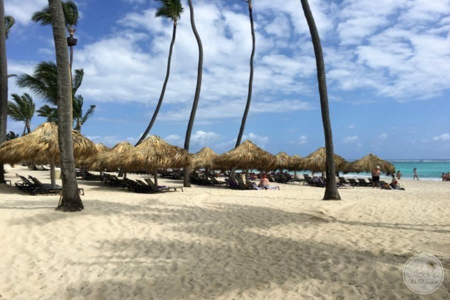 Paradisus Punta Cana Beach Umbrellas