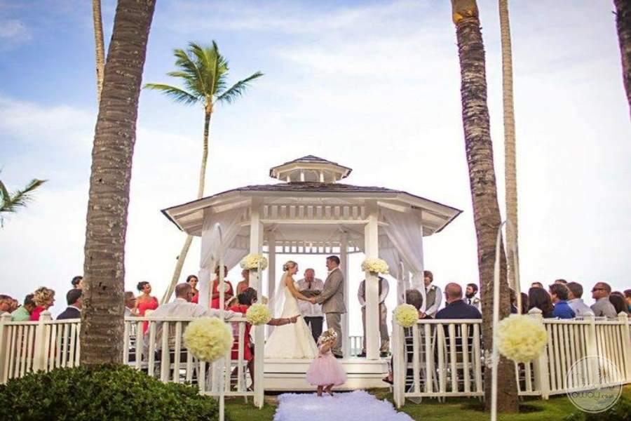 Paradisus Punta Cana Garden Wedding