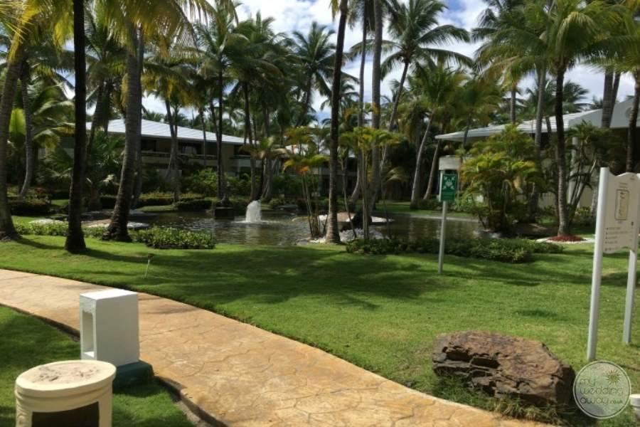 Paradisus Punta Cana Grounds Walkway