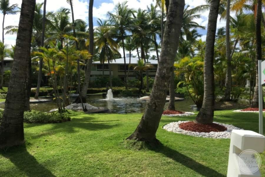 Paradisus Punta Cana Grounds
