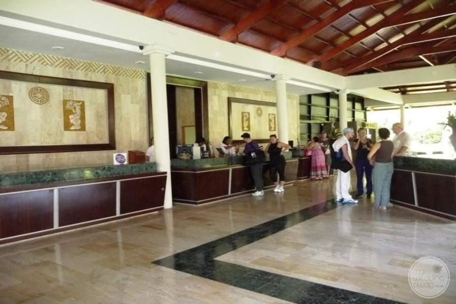 Paradisus Punta Cana Lobby Area