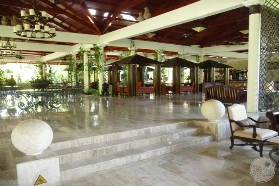 Paradisus Punta Cana Lobby Lounge