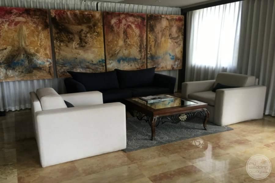 Paradisus Punta Cana Lounge Area