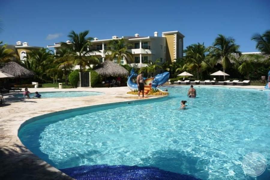 Paradisus Punta Cana Main Pool