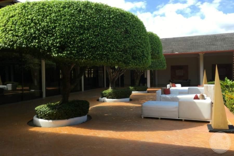 Paradisus Punta Cana Outdoor Lounge