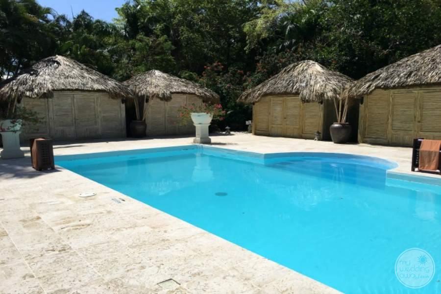 Paradisus Punta Cana Pool Area