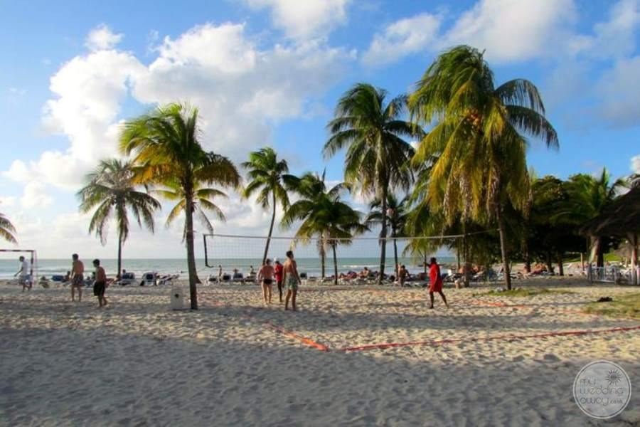 Paradisus Varadero Beach Area