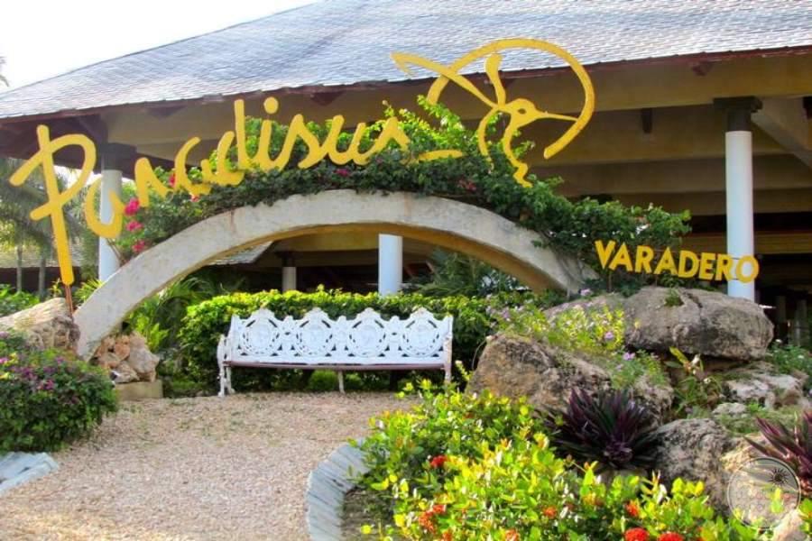 Paradisus Varadero Entrance