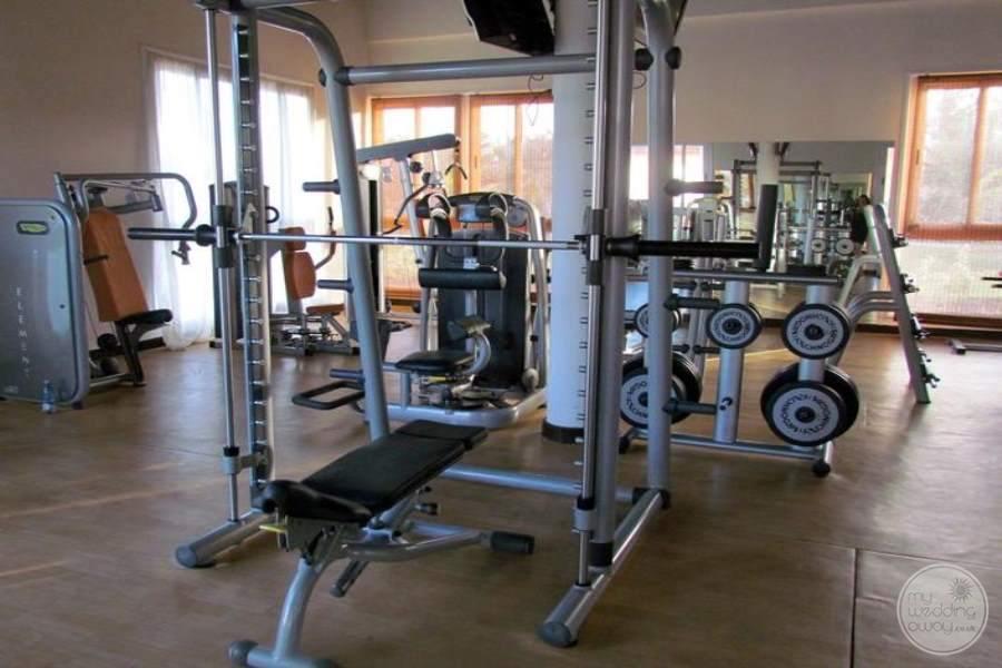 Paradisus Varadero Fitness Club