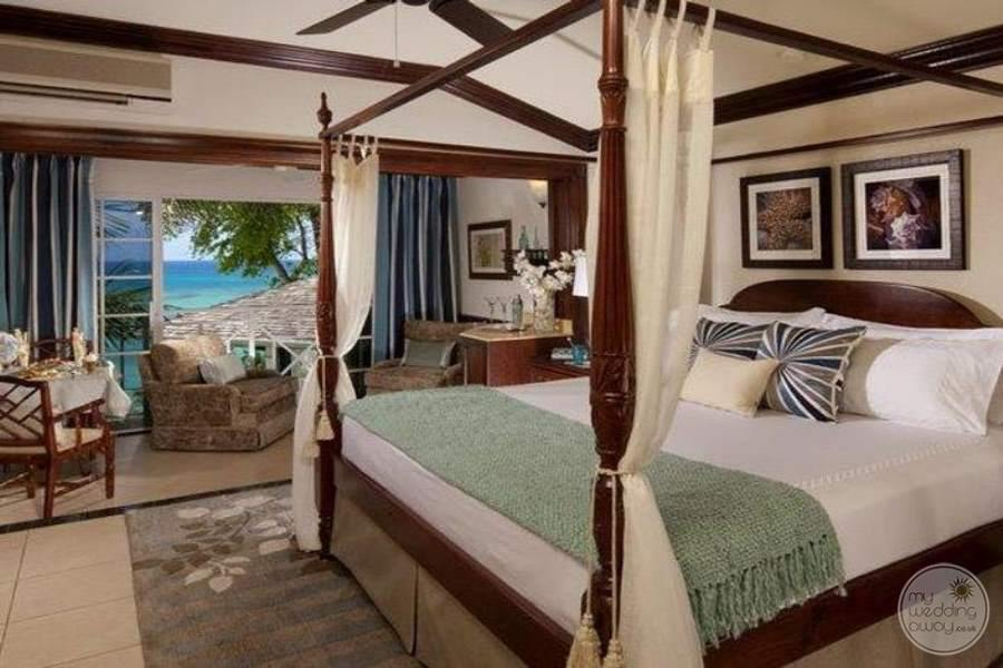 Sandals Royal Plantation Ochid Oceanfront Butler Suite