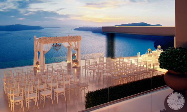 Five Reasons Sunset Weddings