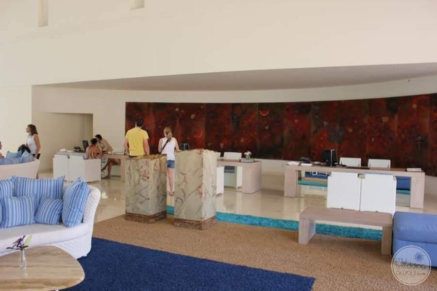 Secrets Huatulco Checkin