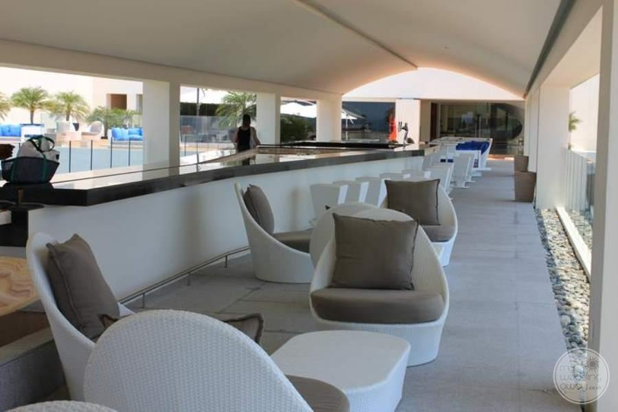 Secrets Huatulco Lounge Area