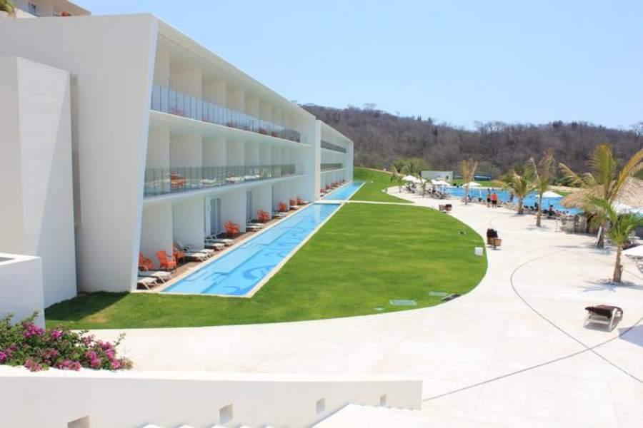 Secrets Huatulco Main Building