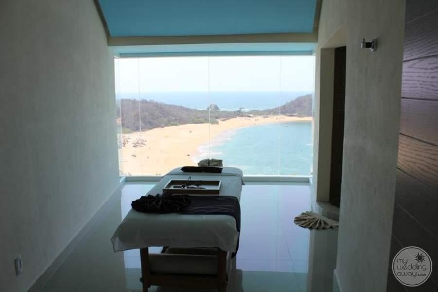 Secrets Huatulco Massage Room