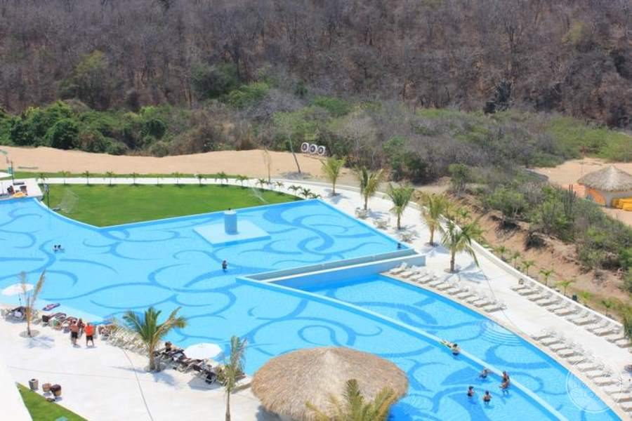 Secrets Huatulco Pool 3