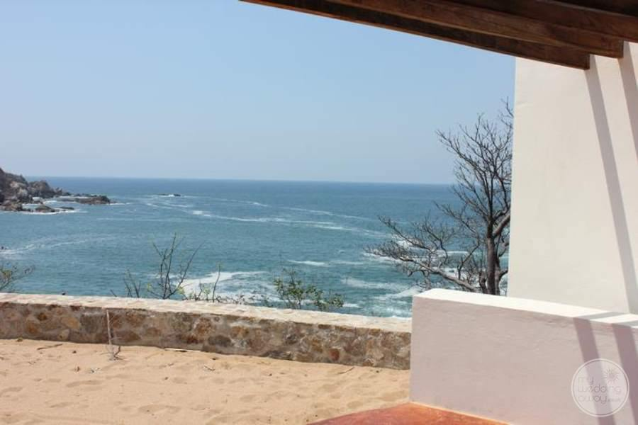 Secrets Huatulco Terrace Gazebo 2