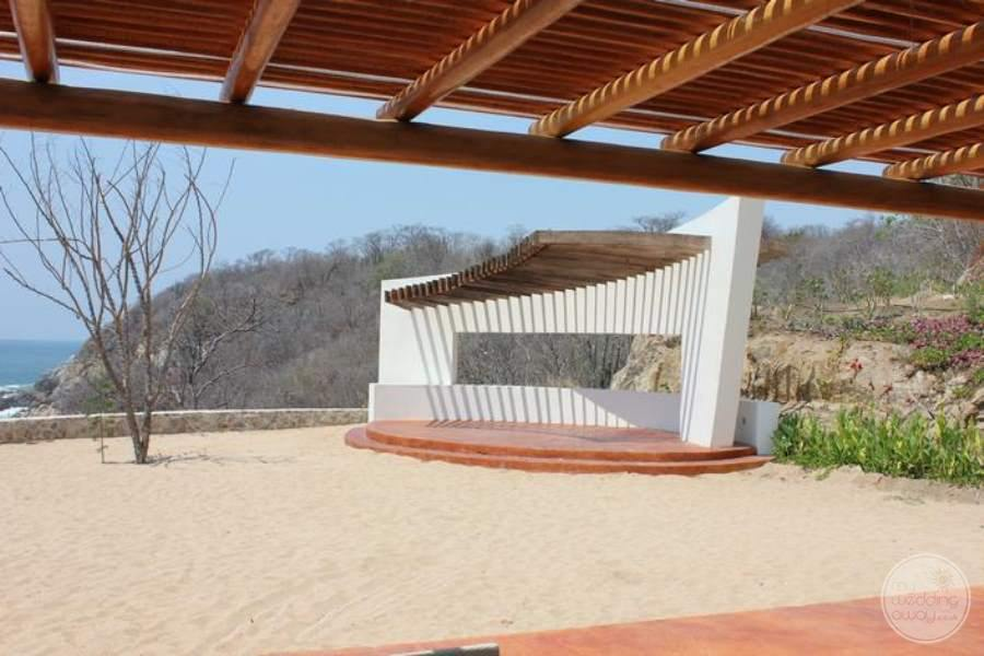 Secrets Huatulco Terrace Gazebo