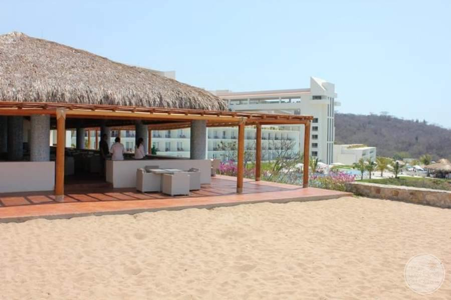 Secrets Huatulco Terrace Restaurant 2