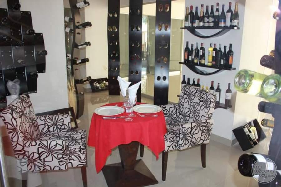 Secrets Huatulco Wine Room