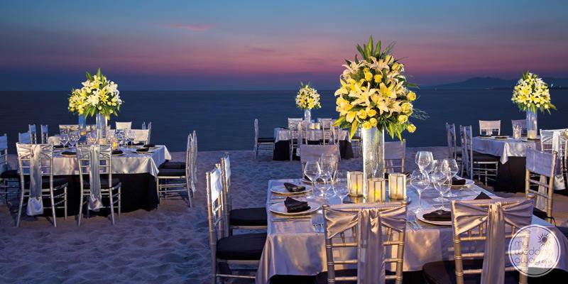 Secrets Vallarta Bay Puerto Vallarta Resort Weddings