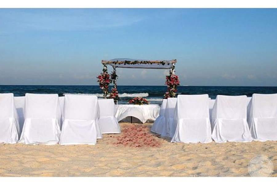 Valentine Imperial Maya Beach Wedding