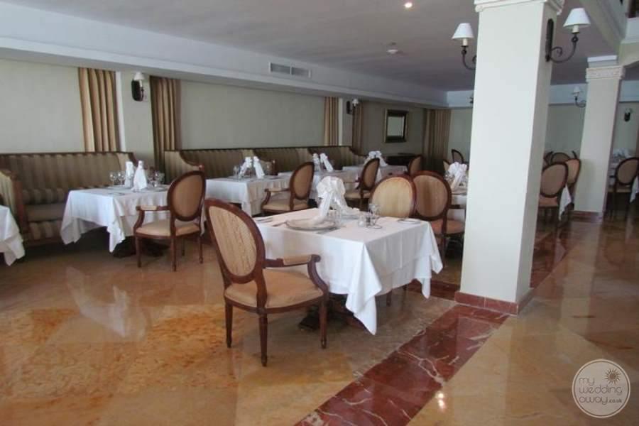 Valentine Imperial Maya Restaurant