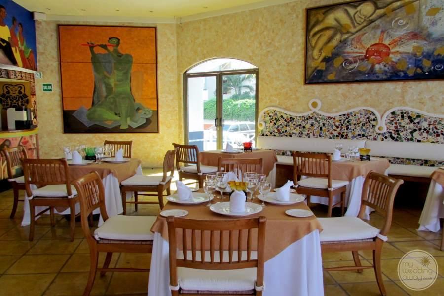 Villa Premiere Puerto Vallarta Dining