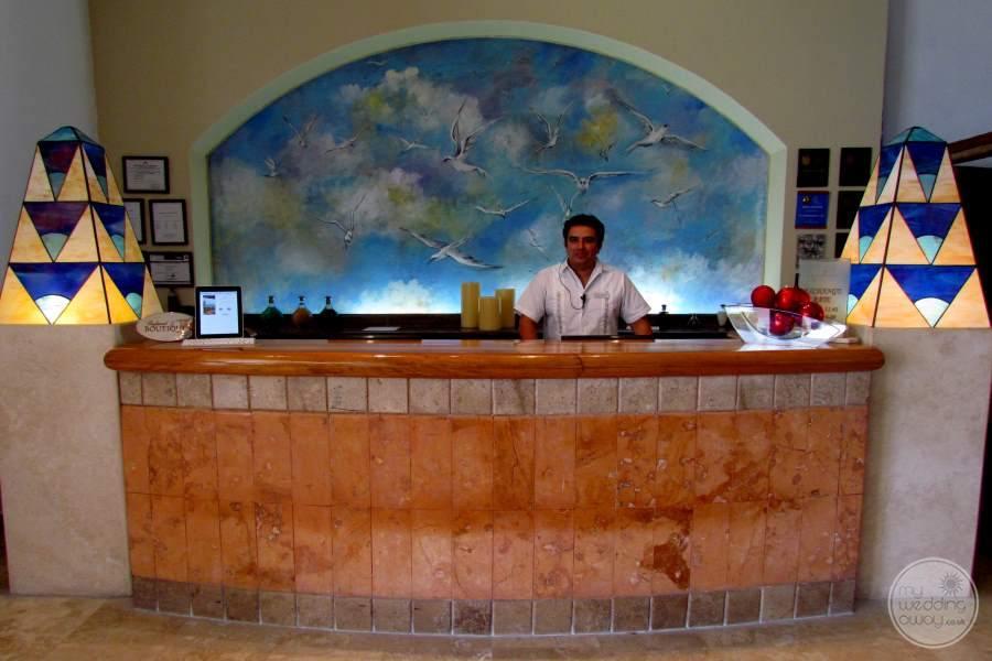 Villa Premiere Puerto Vallarta Reception
