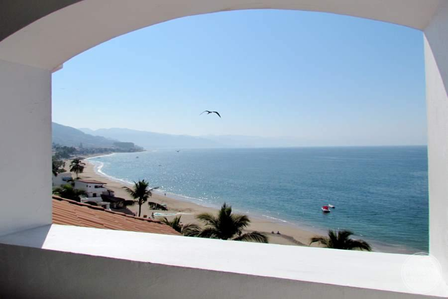 Villa Premiere Puerto Vallarta View from Balcony