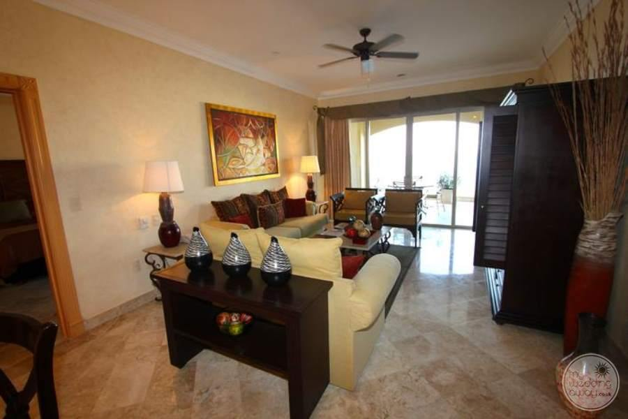 Villa del Palmar Flamingos Luxury Living Room