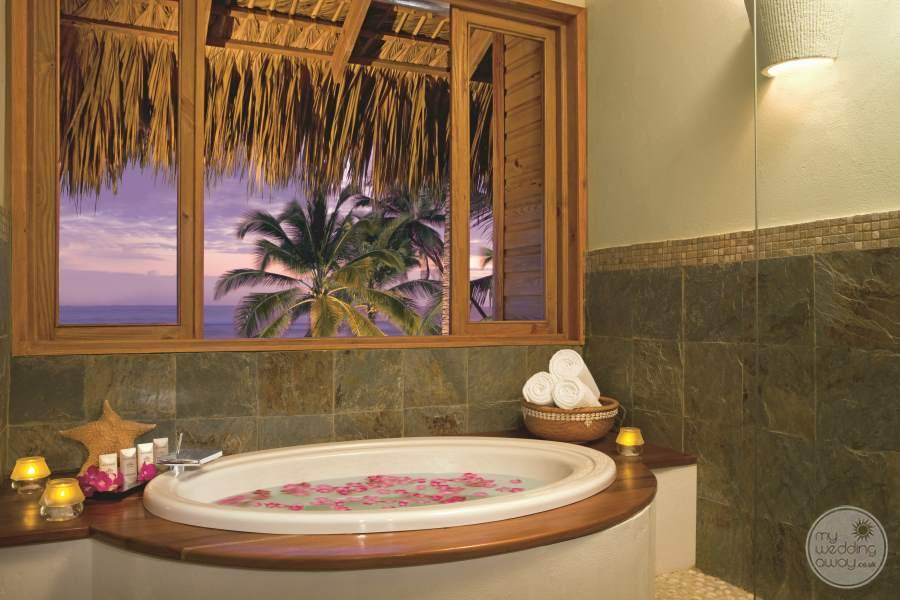Zoetry Agua Punta Cana Bath