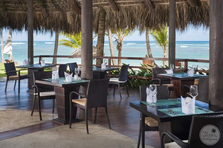Zoetry Agua Punta Cana Restaurant