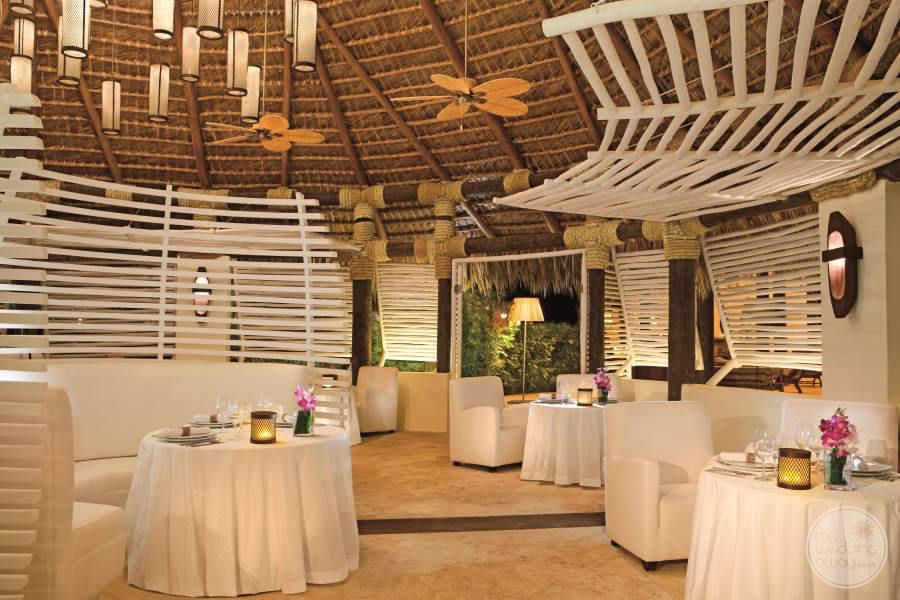 Zoetry Agua Punta Cana Dining