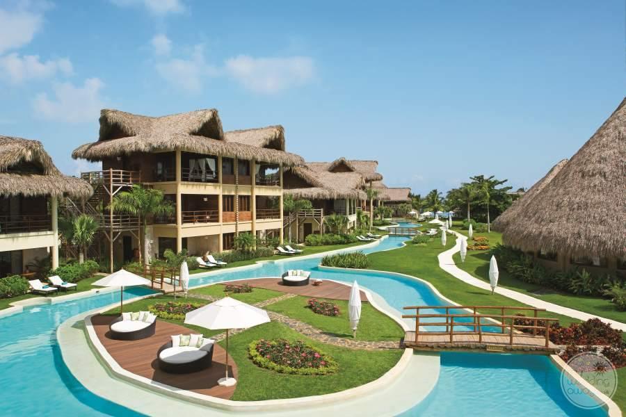 Zoetry Agua Punta Cana Island Lounge Area