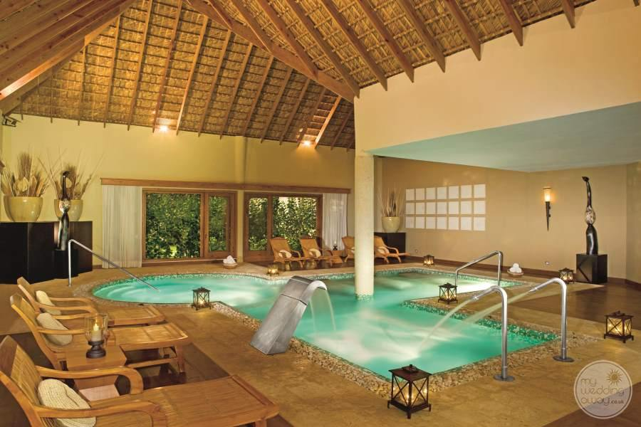 Zoetry Agua Punta Cana Jacuzzi