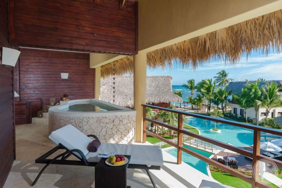 Zoetry Agua Punta Cana Private Jacuzzi