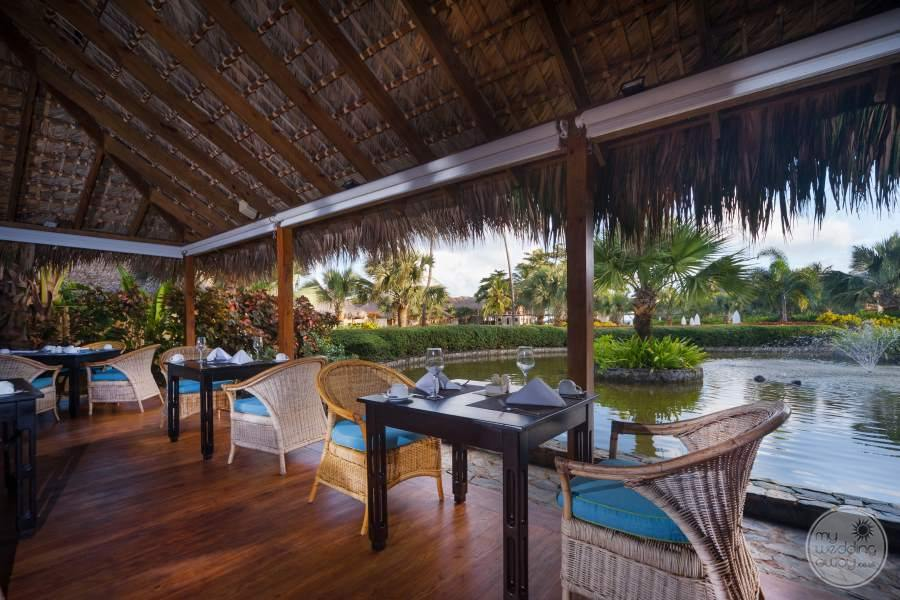 Zoetry Agua Punta Cana Restaurant View